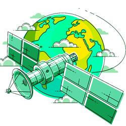 ترجمه کتاب انگلیسی مهندسی فناوری ماهواره